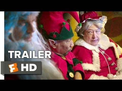 笑える   面白   悪いサンタ2公式トレーラー2(2016)   ビリー・ボブ・ソーントンの映画