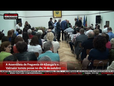 A Assembleia de Freguesia de Albergaria e Valmaior tomou posse no dia 16 de outubro