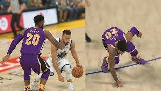 Stephen Curry Broke My Ankles!!! | NBA 2K19 MyCareer Ep. 12