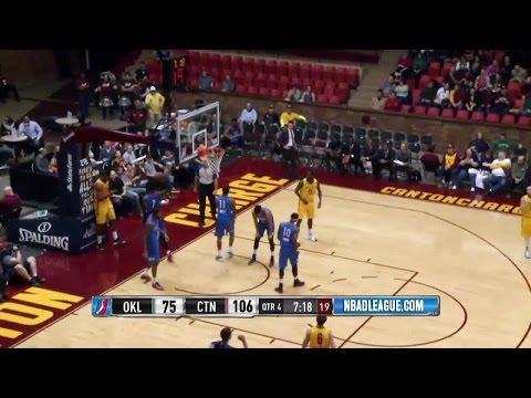 Highlights: Bulls Rookie Cristiano Felicio