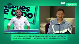 Después de Todo: Rodrigo Cuba - Alianza Lima | ENTREVISTA post triunfo ante Sport Boys