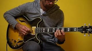 Pat Martino - Impressions Guitar Solo Cover