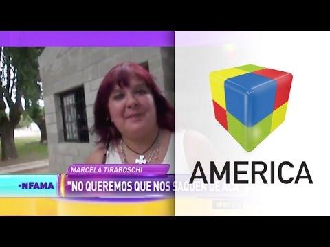 Ex de Cacho Fontana pelea por no ser desalojada