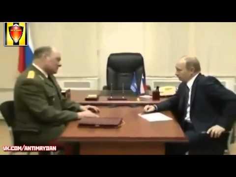 Путин о пенси ветеранам