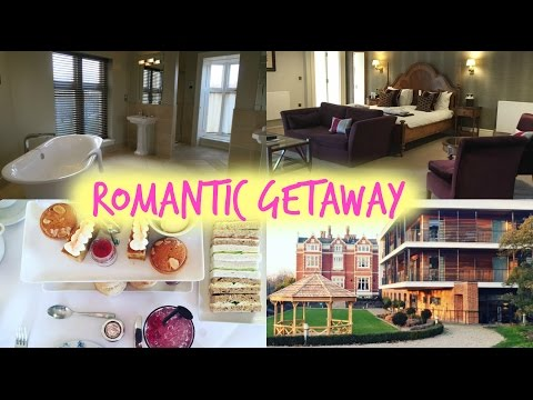 Romantic Getaway - Our Stay At 'The Wivenhoe House'