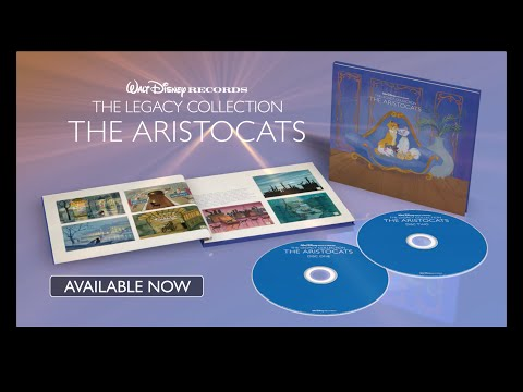 Walt Disney Records The Legacy Collection: Aristocats