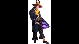 👍 Костюм Безумного Шляпника 💫 из Алисы в стране чудес — Магазин GrandStart.ru ❤️