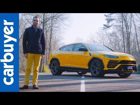 Lamborghini Urus SUV 2019 in-depth review – Carbuyer
