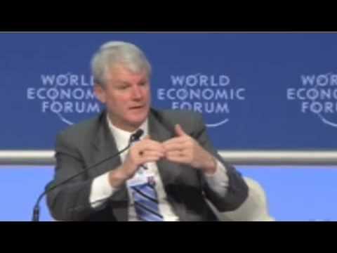 US Congressman Baird sets 350 bar at Davos