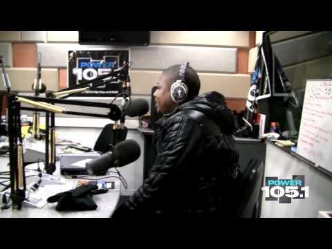 Gappy Ranks - Power 105 Interview w/DJ Norie