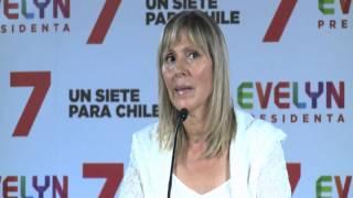 """Lily Pérez: """"La segunda vuelta depende de la gente que participe de la votación"""""""