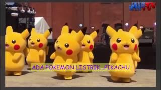 Gambar cover Lagu Cari Pokemon Go Lucu Faiha Dangdut   pokemon Go