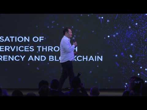 Decentralisation Of Financial Services Through Crypto And Blockchain - Juwan Lee @ TOKEN2049