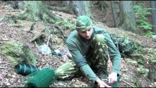 Specnaz.cz: VÝROBA PASTI NA RYBY - survival