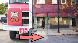 5 years of juice business (juice truck to storefront) - jk juices