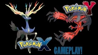 Pokemon X PC Gameplay 100% Working