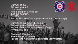"CF97 Section 8 - Song Lyrics: ""Urbs in Horto Magico"""