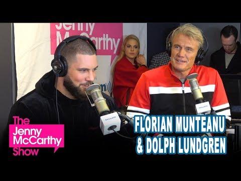 Dolph Lundgren & Florian Munteanu on The Jenny McCarthy Show