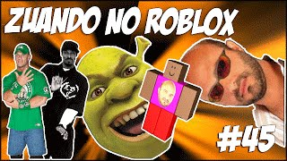 Zuando in the Roblox-in search of the god Shrek-#45 (ft. Cazum8)