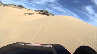 Little Sahara Sand dunes in Utah, May 3, 2014