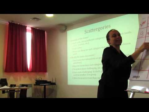 American Teacher in Ukraine: English Word Games for Vocabulary & Fluency, by Eve Smith (FULL)