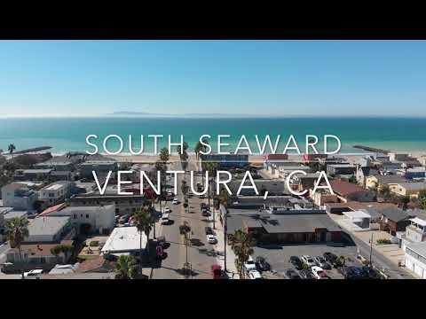 South Seaward Ventura California with DJI Mavic AIR