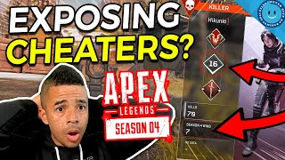 I found a *Secret* Loba tease in Apex Legends, but ran into CHEATERS...so I EXPOSED them! (Gameplay)