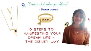 """Embrace what makes you different."" Disney Dumbo (Step 9 of 10)"