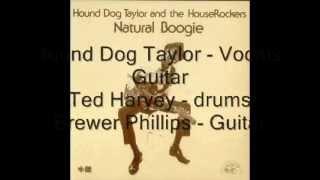 Hound Dog Taylor & The Houserockers - Natural Boggie (Full Álbum) G...