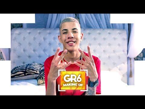 MC Don Juan - Amar Amei (Making Off)