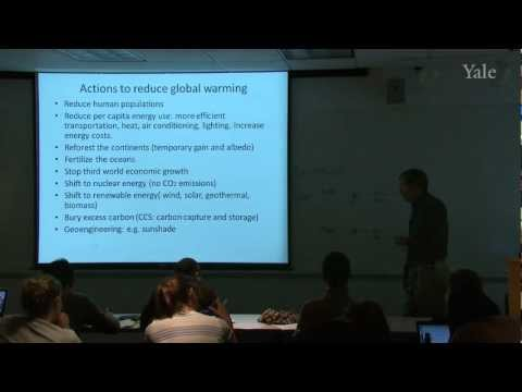 29. Global Warming (continued)