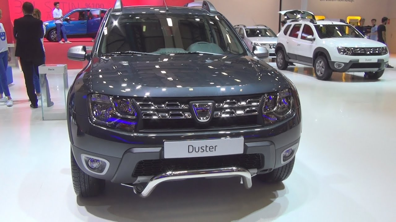 dacia duster laureate 1 5 dci 4x4 2015 exterior and. Black Bedroom Furniture Sets. Home Design Ideas