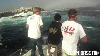 Team Basstic TV - Going The Distance - Calico Bass Fishing at San Clemente Island