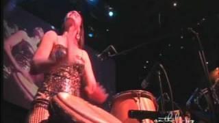 Monette Marino-Keita Performs at Anthology San Diego