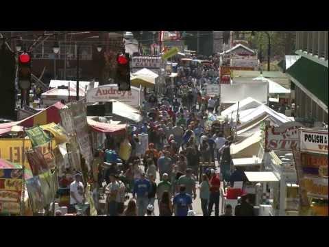 Kentucky Farm Bureau Presents Bluegrass And Backroads: Hillbilly Days Festival