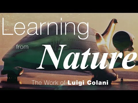 Luigi Colani – Learning from Nature   Organic Design