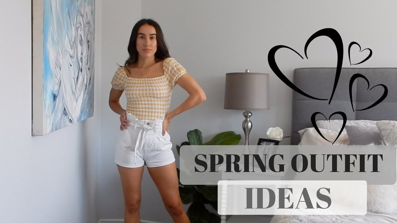 SPRING AND SUMMER OUTFIT IDEAS | Ardene Try On Haul 2019