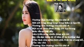 Thương lắm tóc dài ơi-Nhạc Phú Quang_trình bày Tuấn Minh