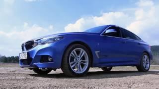 TEST BMW 320d GT 2017