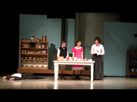 MPHS Mary Poppins Act 1