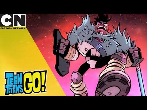 Teen Titans Go! | Epic Movie Trailer | Cartoon Network