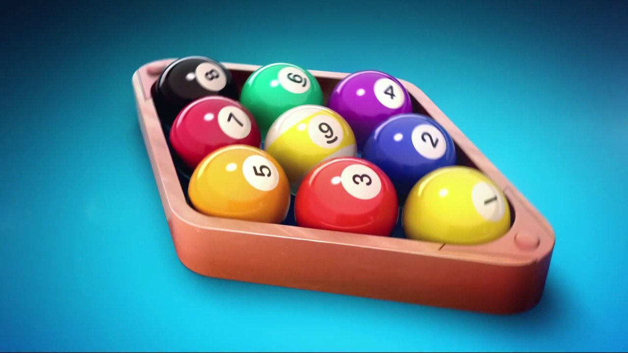 9 ball mode now in 8 ball pool youtube - 8 ball pictures ...