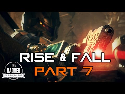 Rise & Fall Call of Duty Black Ops 3 Walkthrough Campaign  Part 7 [1080p 60FPS PS4] No Commentary