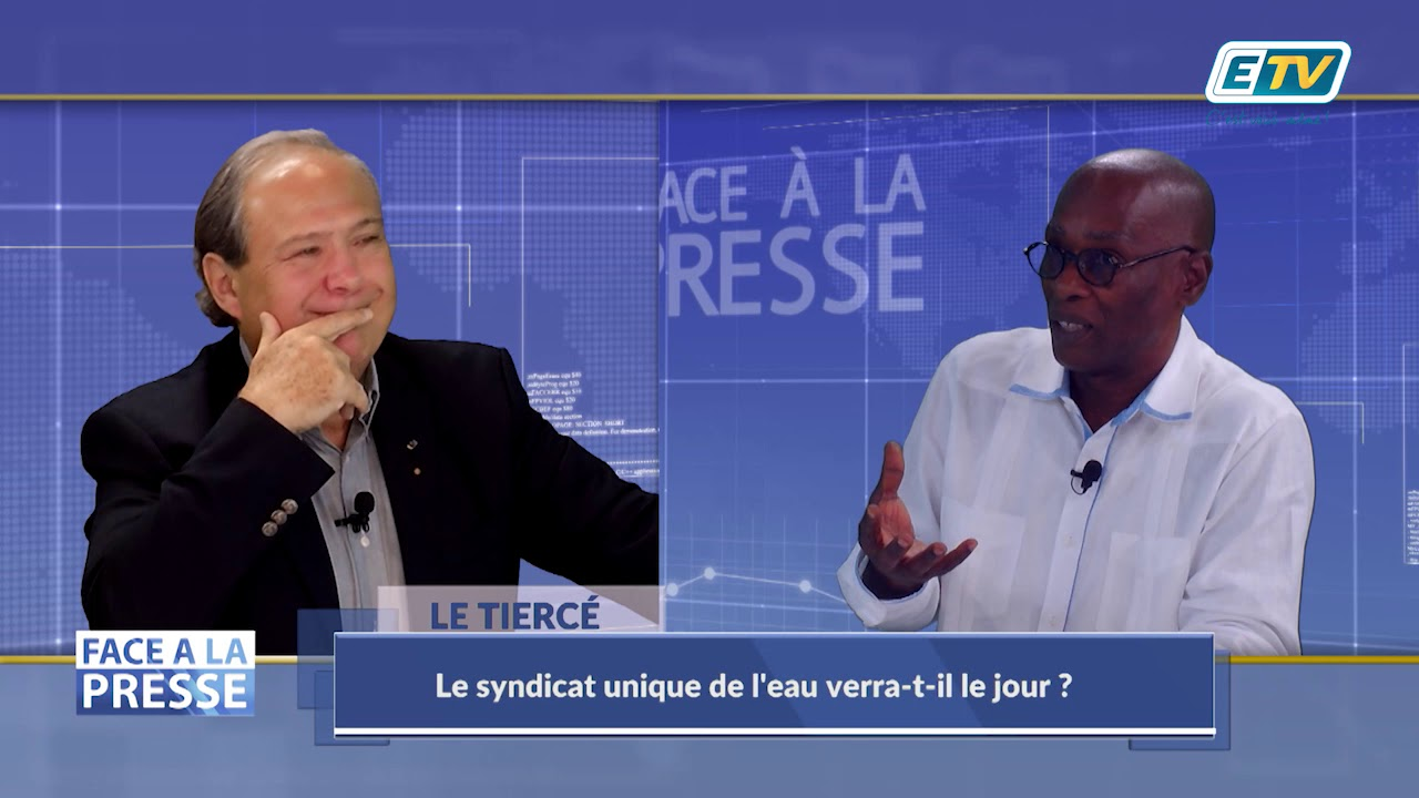 FACE A LA PRESSE avec Harry DURIMEL Partie 2