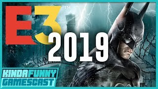 Official E3 2019 Predictions and Bets - Kinda Funny Gamescast Ep. 224