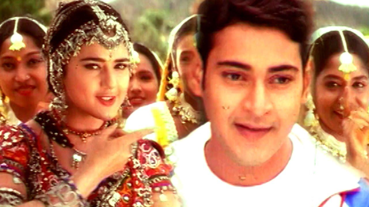 Indurudo Chandurudo Full Video Song Raja Kumarudu Movie Mahesh Babu Preity Zinta Youtube