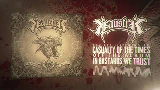 Kaustik - Casualty of the Times (Agnostic Front Cover)