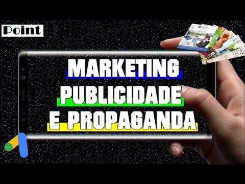 MARKETING, PUBLICIDADE E PROPAGANDA - POINT