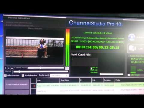 Channel Studio Pro