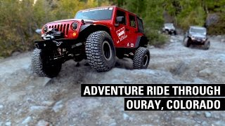 Fisher's ATV World - Adventure Ride Through Ouray, Colorado (FULL)